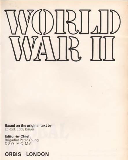 View individual pages of 'World War II, Volume 2, The Global War'