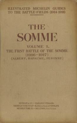 View individual pages of 'Illustrated Michelin Guides to the Battlefields 1914-1918, The Somme, Volume 1'