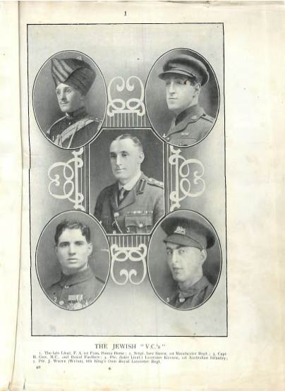 View individual pages of 'British Jewry Book Of Honour - Images'