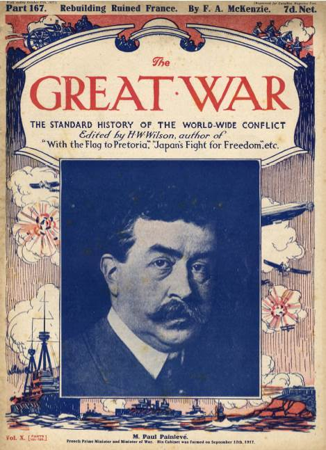 View individual pages of 'The Great War Part 167, October 27th 1917'
