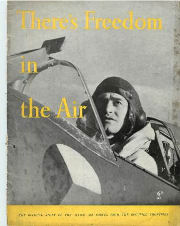View individual pages of 'There's Freedom in the Air'