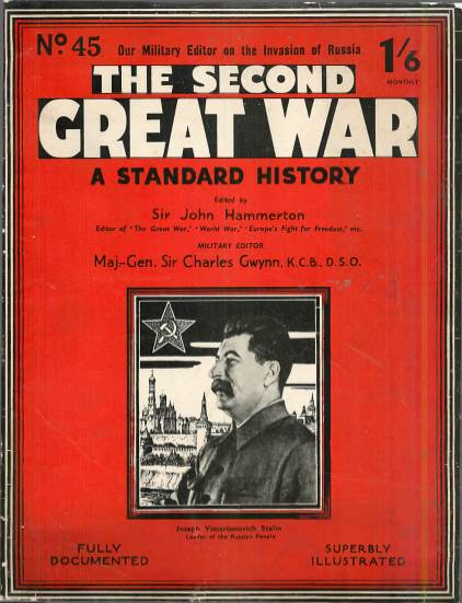 View individual pages of 'The Second Great War No. 45'