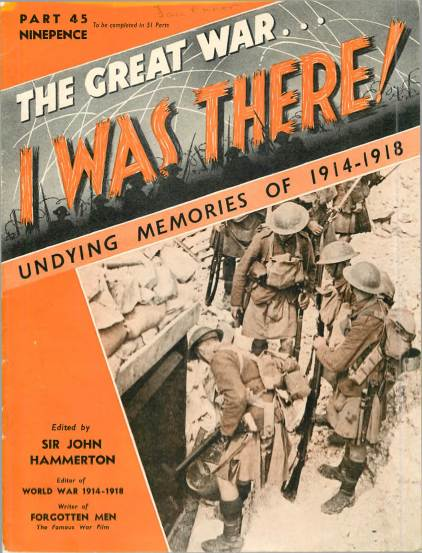 View individual pages of 'The Great War, I was there - Part 45'