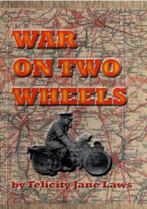 View individual pages of 'WAR ON TWO WHEELS - A DIARY OF OVERSEAS SERVICE BRITISH EXPEDITIONARY FORCE, FRANCE 1915-1918. DAVID WINDER SMALL - ROYAL ENGINEERS SIGNALS. '