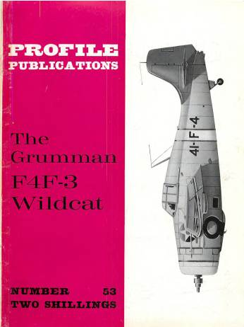 View individual pages of 'Profile Publications No. 53 The Grumman F4F-3 Wildcat'