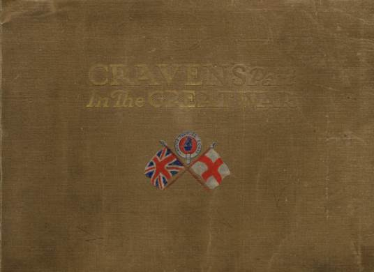 View individual pages of 'Craven's Part in The Great War'