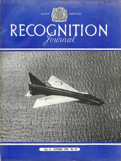 View individual pages of 'Recognition Journal, Volume 13 No. 10 October 1958'