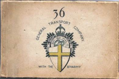 View individual pages of '36th General transport Company with the 8th Army'