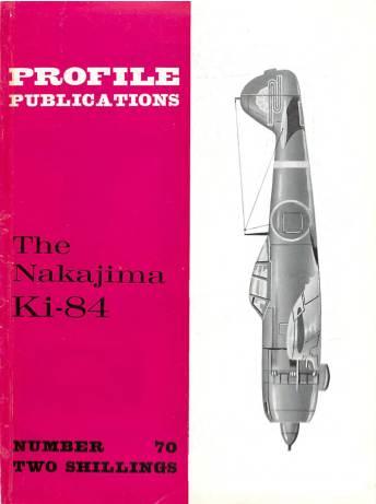 View individual pages of 'Profile Publications No. 70 The Nakajima Ki-84'