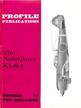 View individual pages of 'Profile Publications No. 70 The Nakajima Ki-84'