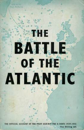 View individual pages of 'The Battle of the Atlantic'