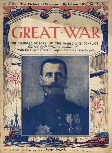 View individual pages of 'The Great War Part 170, November 17th 1917'
