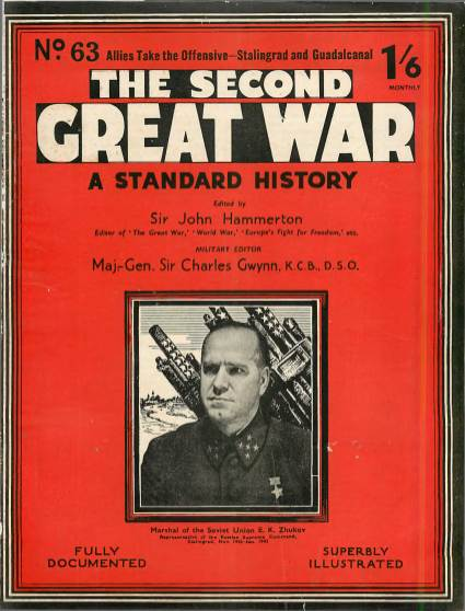 View individual pages of 'The Second Great War No. 63'