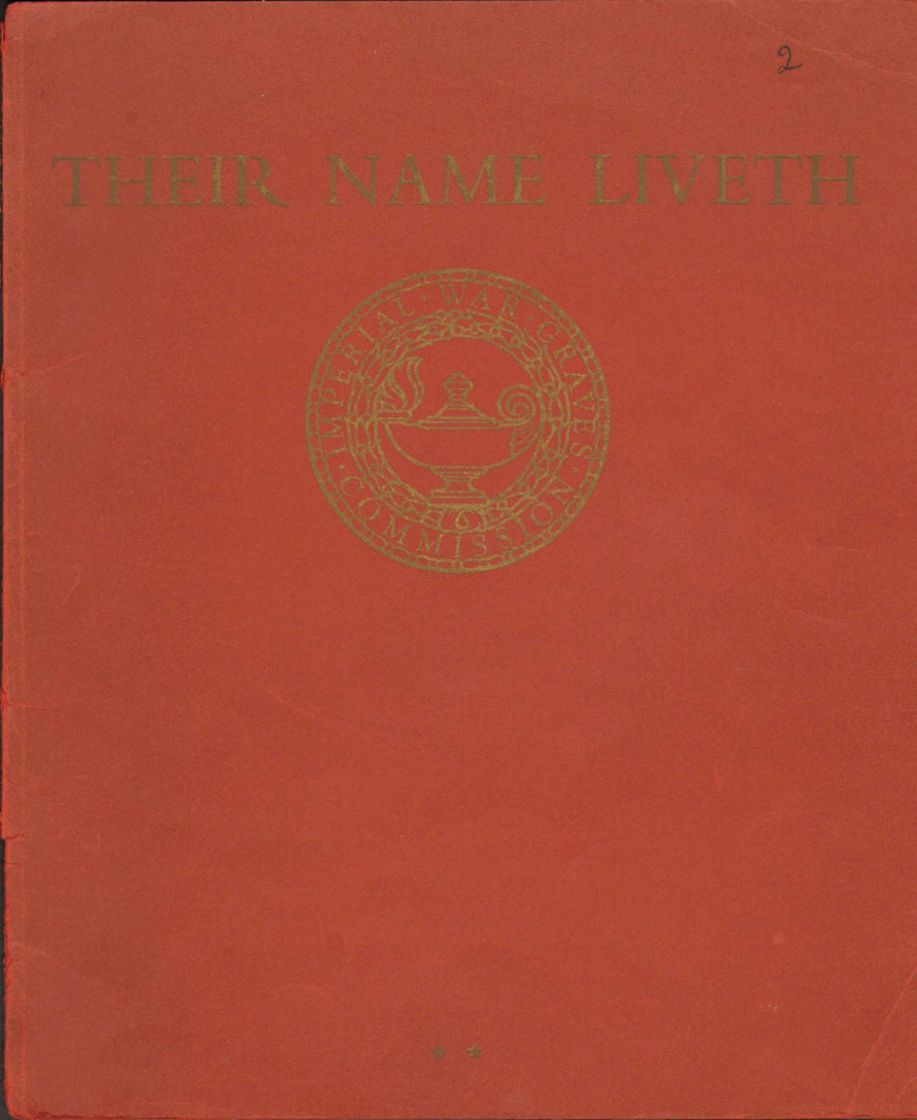 View individual pages of 'Their Name Liveth, Vol. III, Part II'