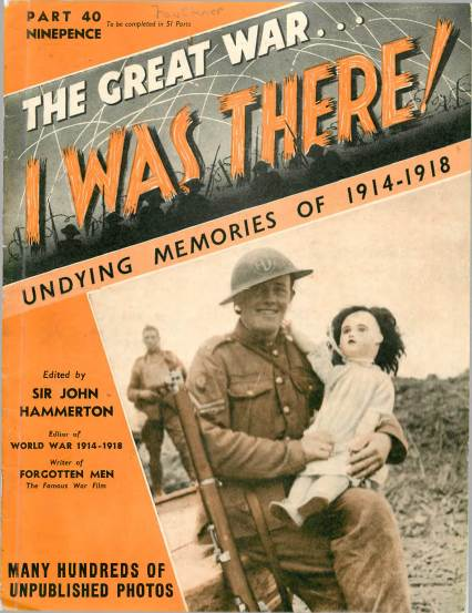 View individual pages of 'The Great War, I was there - Part 40'
