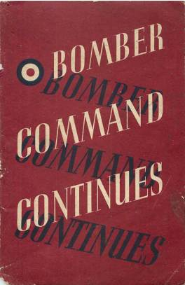 View individual pages of 'Bomber Command Continues'