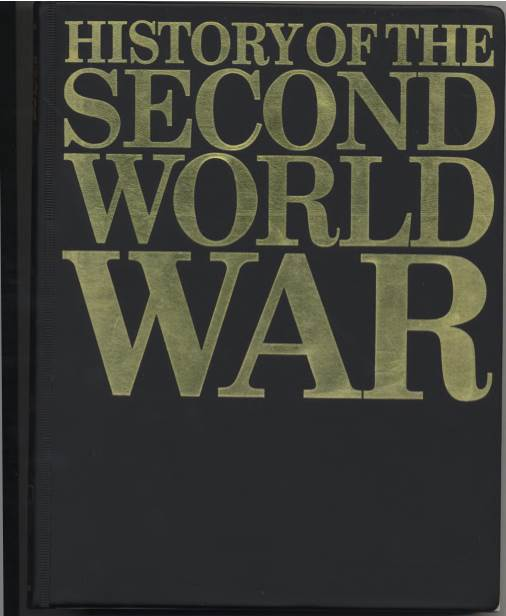 View individual pages of 'History of the Second World War, Volume 1'