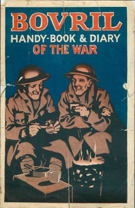 View individual pages of 'Bovril - Handy Book And Diary Of The War'