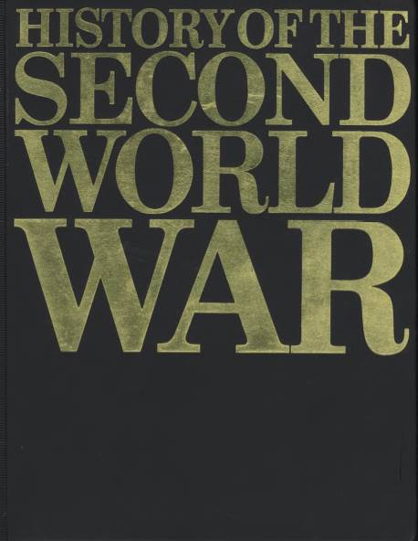 View individual pages of 'History of the Second World War, Volume 5'