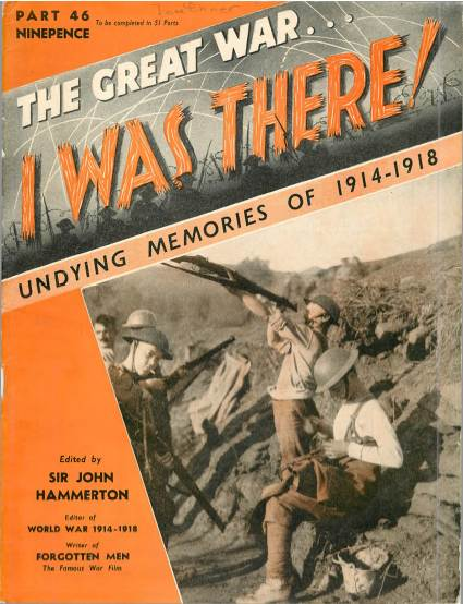 View individual pages of 'The Great War, I was there - Part 46'