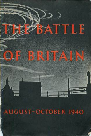 View individual pages of 'The Battle of Britain, August - October 1940'