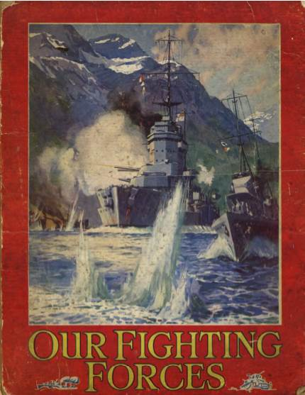 View individual pages of 'Our Fighting Forces'