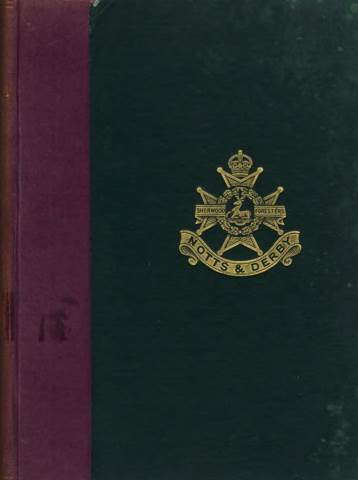 View individual pages of 'Sherwood Foresters (Nottinghamshire and Derbyshire Regiment) Officers' Services 1741-1931'