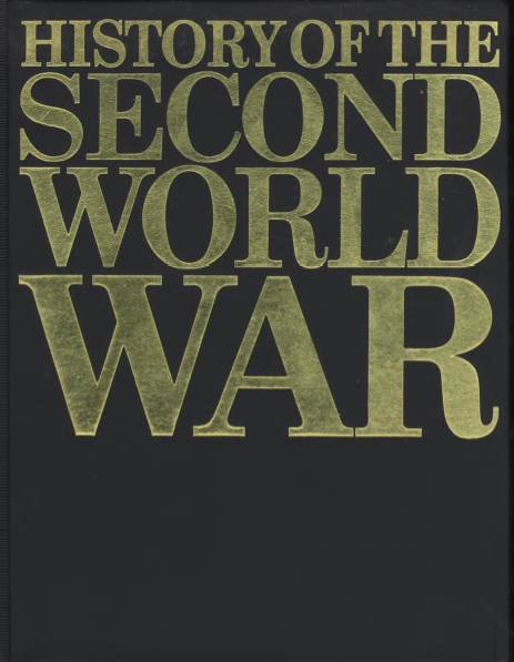 View individual pages of 'History of the Second World War, Volume 2'