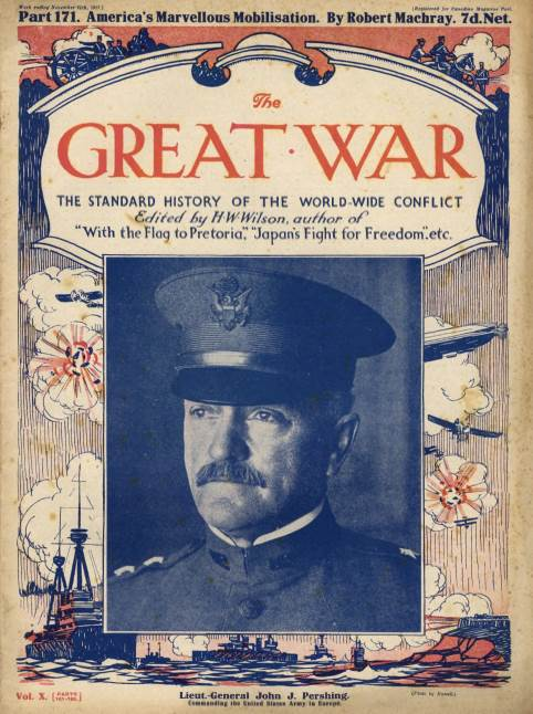 View individual pages of 'The Great War Part 171, November 14th 1917'