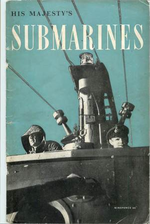 View individual pages of 'His Majesty's Submarines'