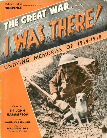 View individual pages of 'The Great War, I was there - Part 42'