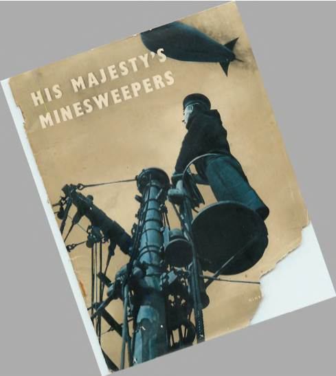 View individual pages of 'His Majesty's Minesweepers'