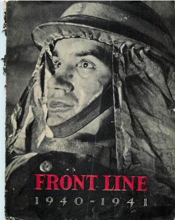 View individual pages of 'Front Line 1940 - 1941'