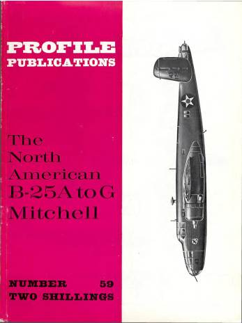 View individual pages of 'Profile Publications No. 59 The North American Mitchell'