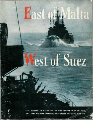 View individual pages of 'East of Malta, West of Suez'