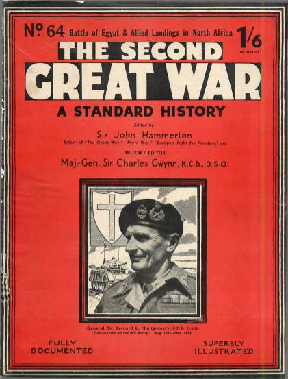 View individual pages of 'The Second Great War No. 64'