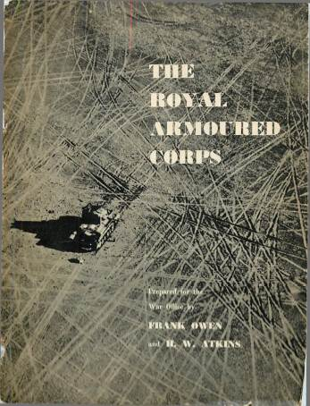 View individual pages of 'The Royal Armoured Corps'