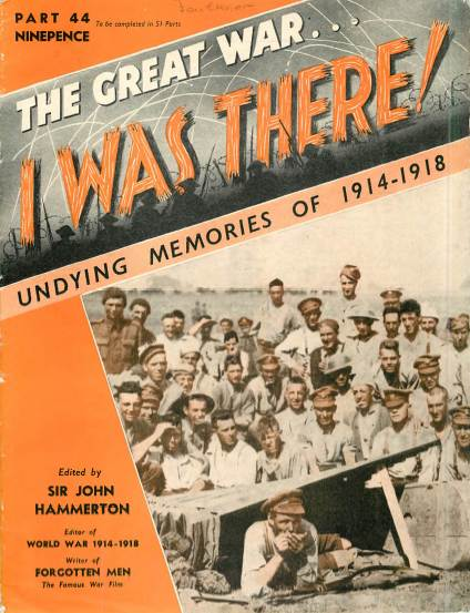 View individual pages of 'The Great War, I was there - Part 44'