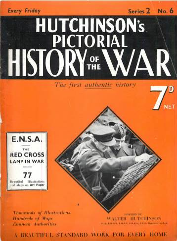 View individual pages of 'Hutchison's Pictorial History of the War, No. 6, Vol. 2'
