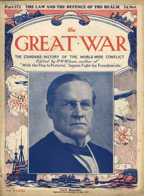 View individual pages of 'The Great War Part 173, December 8th 1917'
