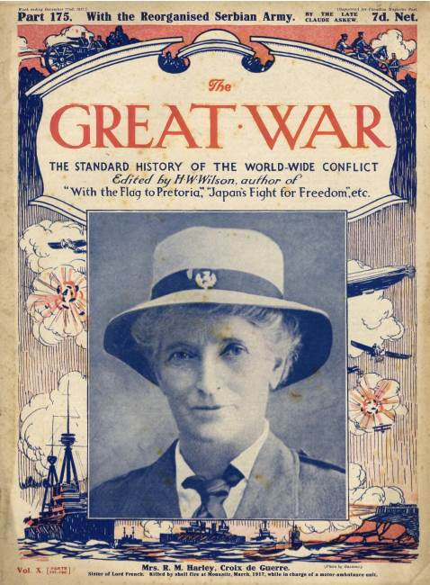View individual pages of 'The Great War Part 175, December 22nd 1917'