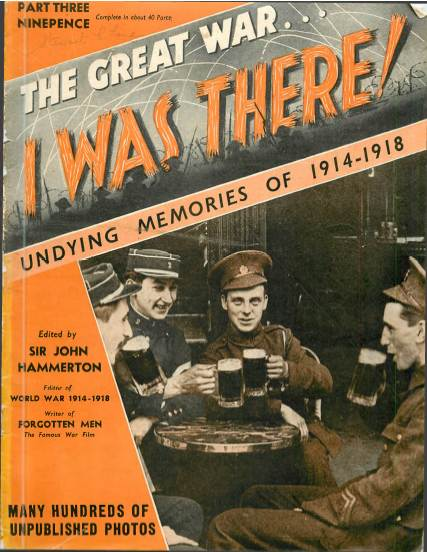 View individual pages of 'The Great War, I was there - Part 3'