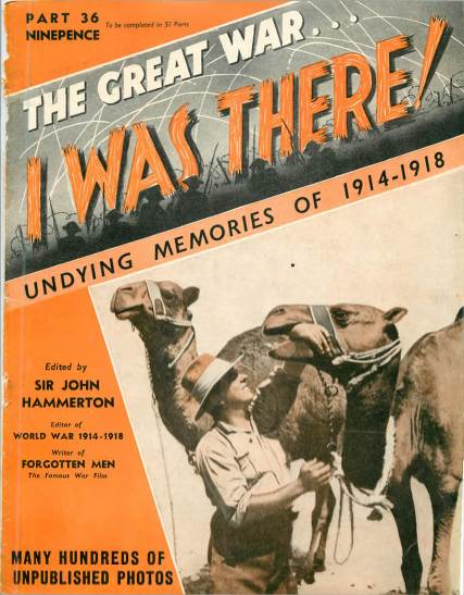 View individual pages of 'The Great War, I was there - Part 36'