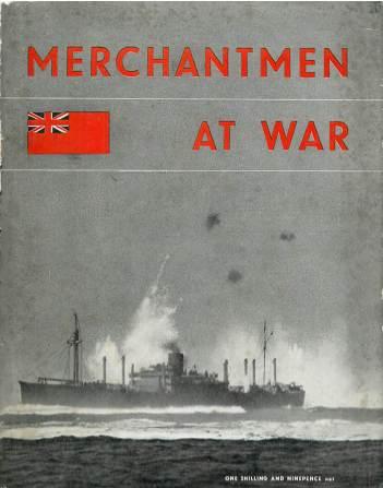 View individual pages of 'Merchantmen at War'