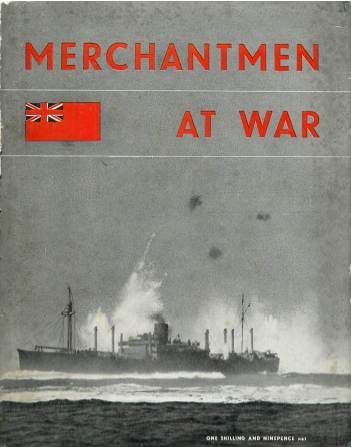 View individual pages of 'Merchantmen at War'