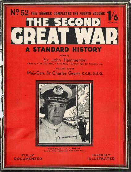 View individual pages of 'The Second Great War No. 52'