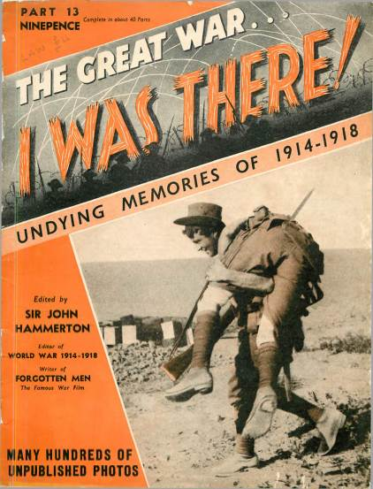 View individual pages of 'The Great War, I was there - Part 13'