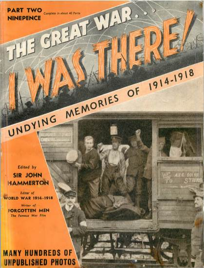 View individual pages of 'The Great War, I was there - Part 2'