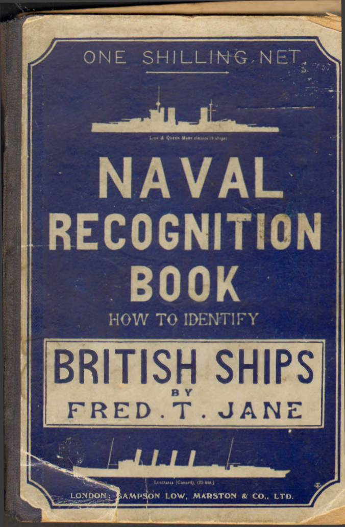 View individual pages of 'Naval Recognition Book, How to identify British Ships'