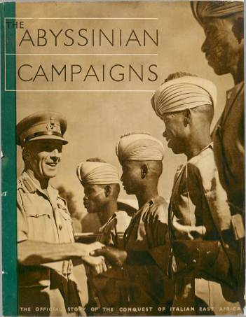 View individual pages of 'The Abyssinian Campaigns'